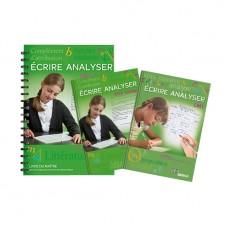 Titre : Offre Ecrire Analyser CM + livre du maître CM2