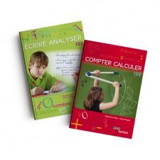 Titre : CE2 - Offre découverte Maths Français