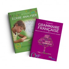 Titre : CM1 Écrire Analyser et Précis de grammaire