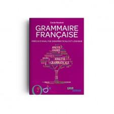 Matière : Formation. Titre : Précis d'analyse grammaticale et logique
