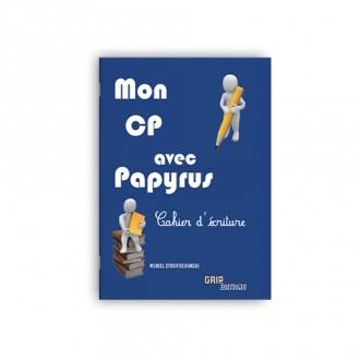 Titre : Mon CP avec Papyrus - Cahier d'écriture