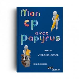 Titre : Mon CP avec Papyrus – Manuel de l'élève